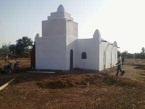 Bagnan mosque, Koutiala region