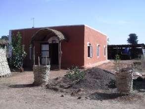 Exterior of AARAO building