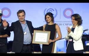 AVN receives Momentum for Change Award