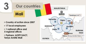AVN offices in Mali
