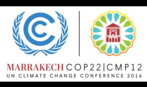 COP22 logo