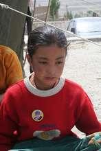 Jicmat Chusket, 8 year old flood survivor