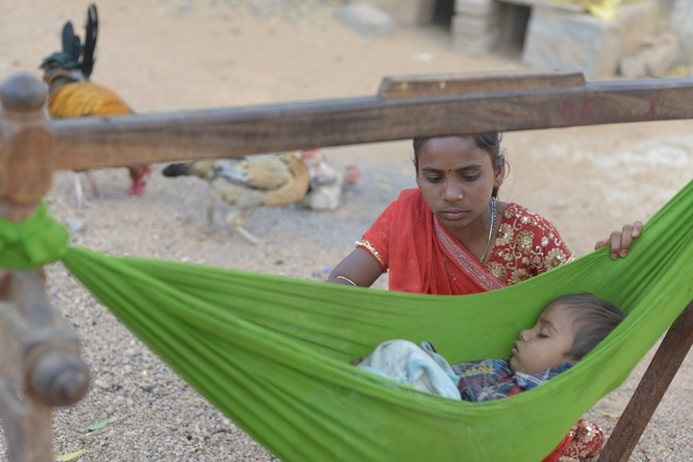 A school dropout, Suhani was confined at home