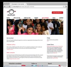 Educate Girls | Get involved