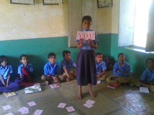 Soniya is studying at her school