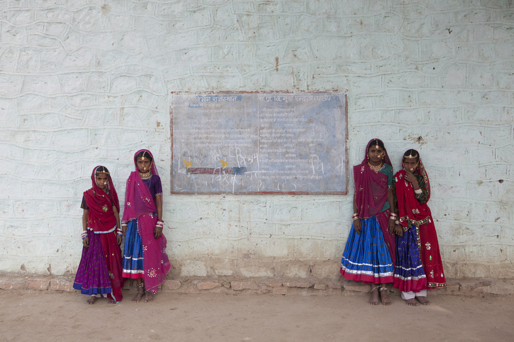 Child marriage still common practise in Rajasthan