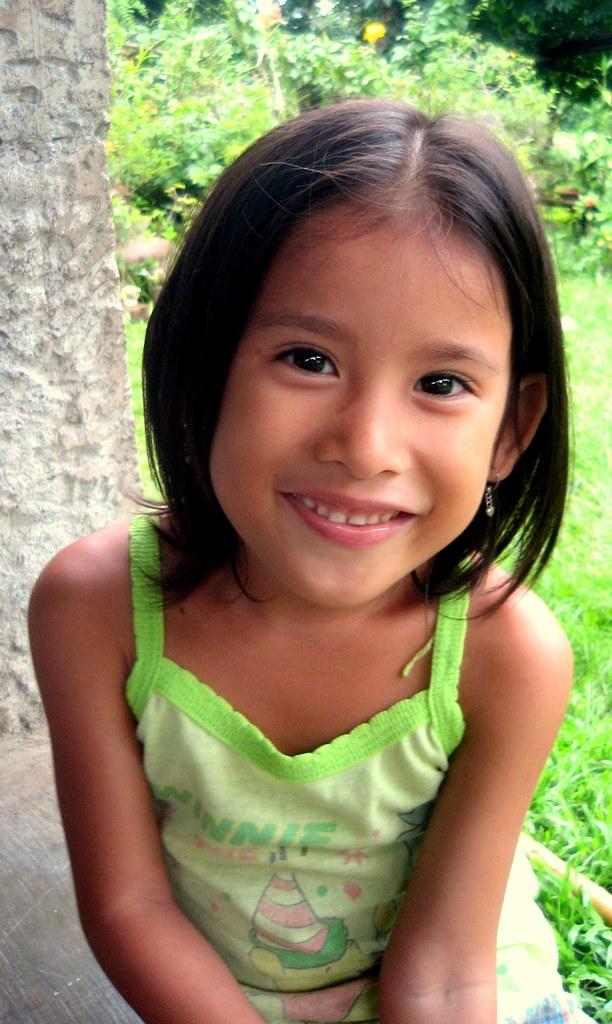 Kaye, beautiful granddaughter of Tiya Belen