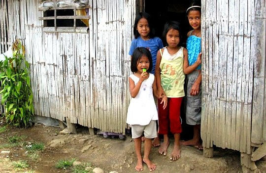 Provide water access to 435 poor Filipinos