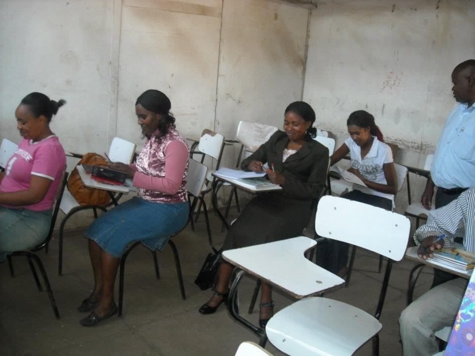 Visionary Sisters in School