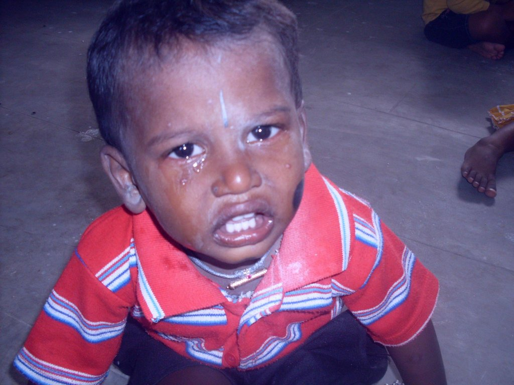 Care and Starvation free for 100 kids in India