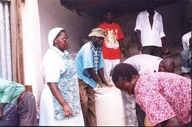 Supporting Poor Families Affected by HIV/AIDS