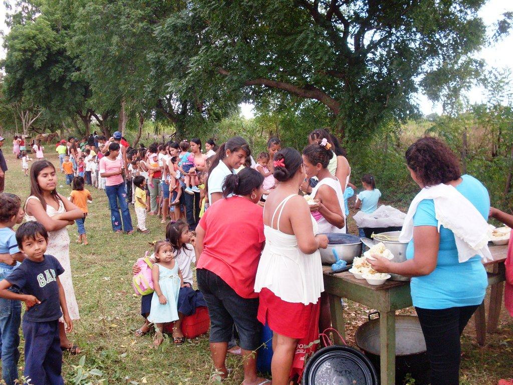 Eco-community  Uplift 3000 displaced in Nicaragua