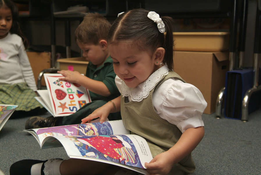 Books For At-Risk Children with Raising A Reader
