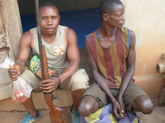 Poachers Arrested in the OWR