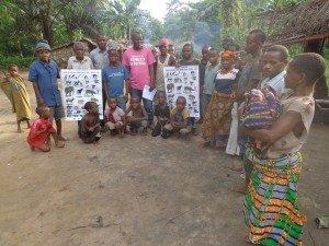 Education Campaign - Makubasi Pygmy Camp