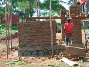 Construction of Immigration Control Office