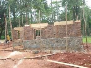 Construction of Zunguluka Guard Post