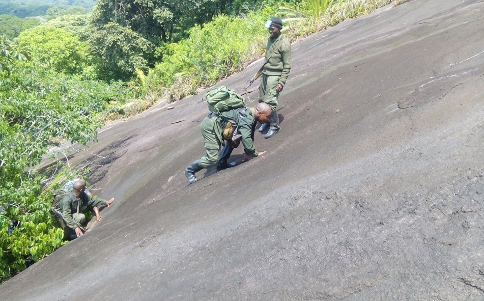 Rangers endure many obstacles while on patrol