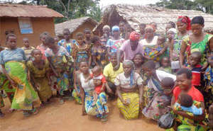 Bamaro Women Learn About Conservation