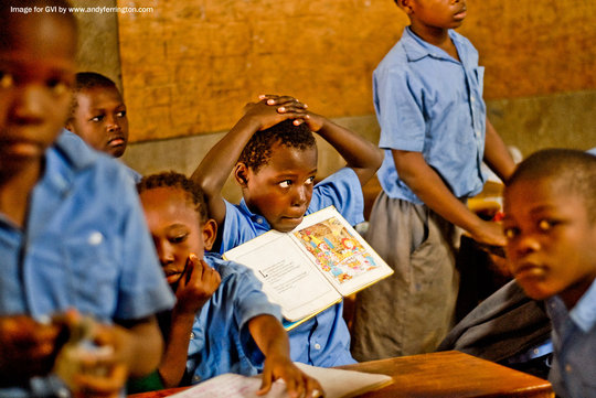 Education & Support for Vulnerable Children, Kenya - Give Knowledge