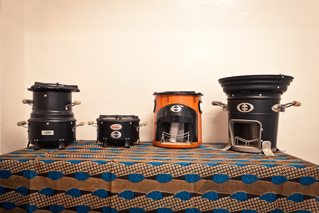 We now offer 4 fuel-efficient cookstoves!