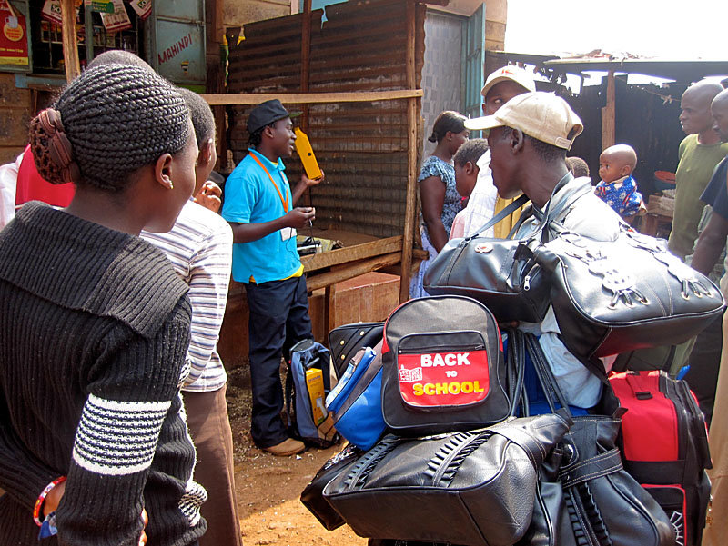 Jobs for Youth in Urban Slums