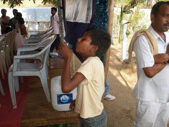 Providing Safe Water to Those Most in Need