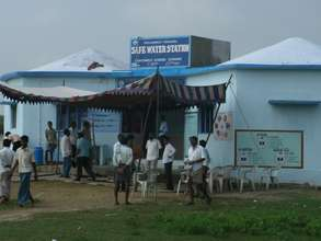 Pochampalli Safe Water Station