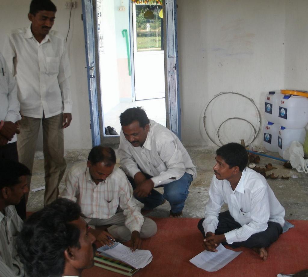 Establishing Community Ownership