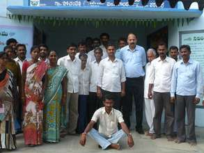 Pochammpalli Launch: November 2010