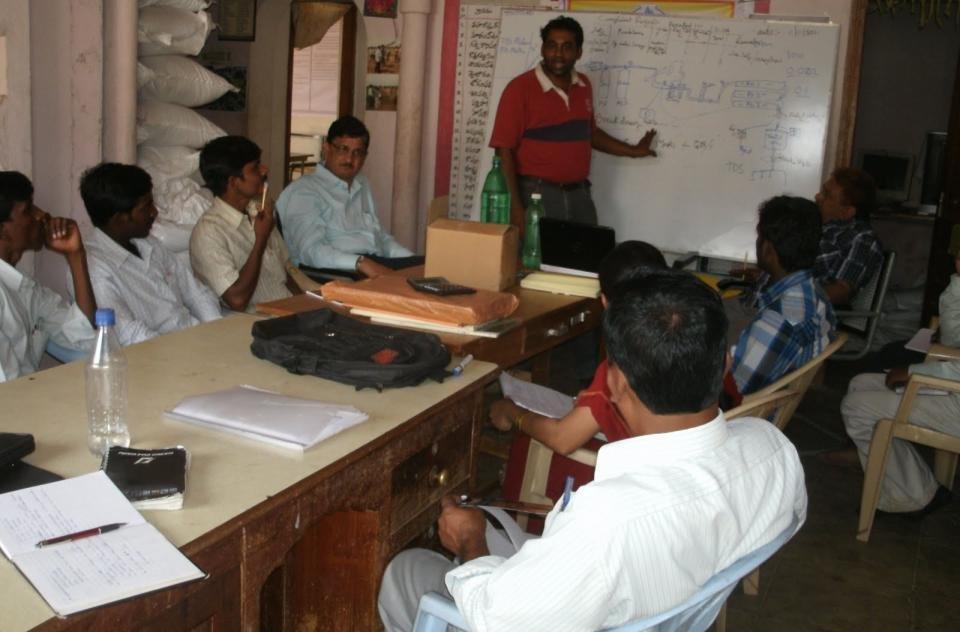 Training Local Operators