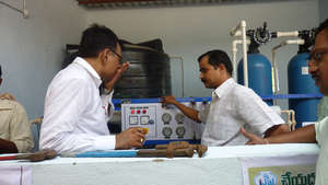 Water Purifying Technology Eliminates Contaminants
