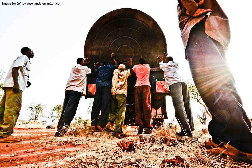Alternative livelihoods for Ex Poachers, Kenya
