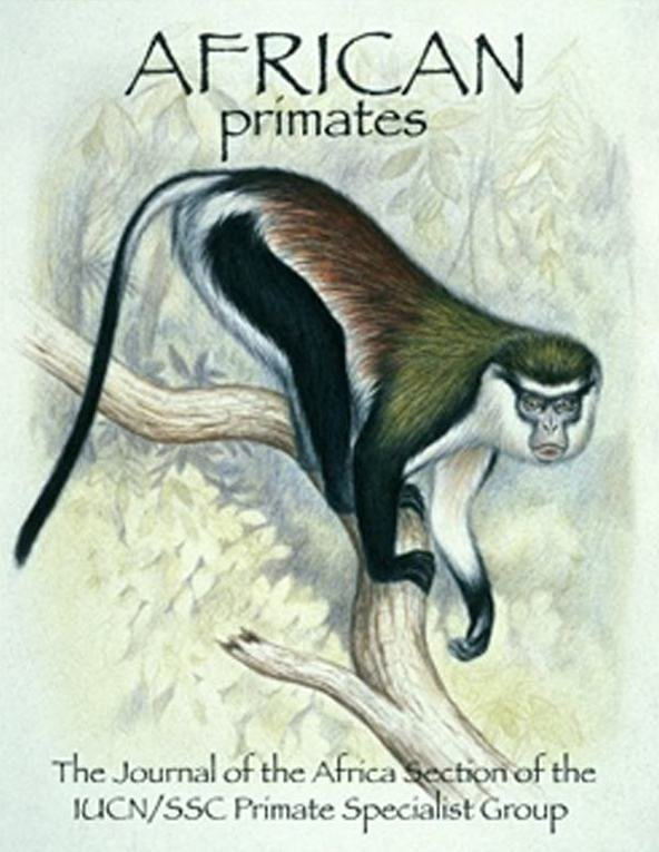 African Primates cover