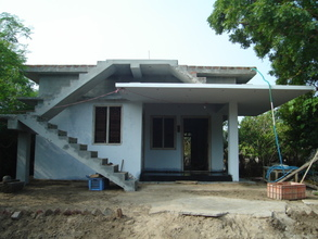 House almost completed