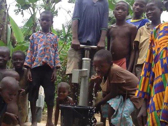 Help Bring Clean Water to 5000 people in Twifu
