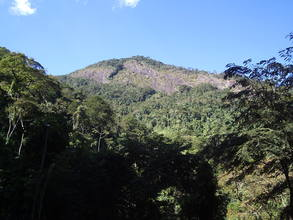 Serra da Concórdia Wildlife Sanctuary-SCWS-mountain