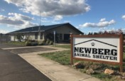 Construction and support of Newberg Animal Shelter