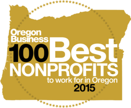 Named one of the 100 best nonprofits in Portland
