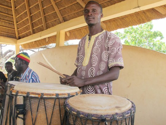 Provide Music Education to Children in Mali