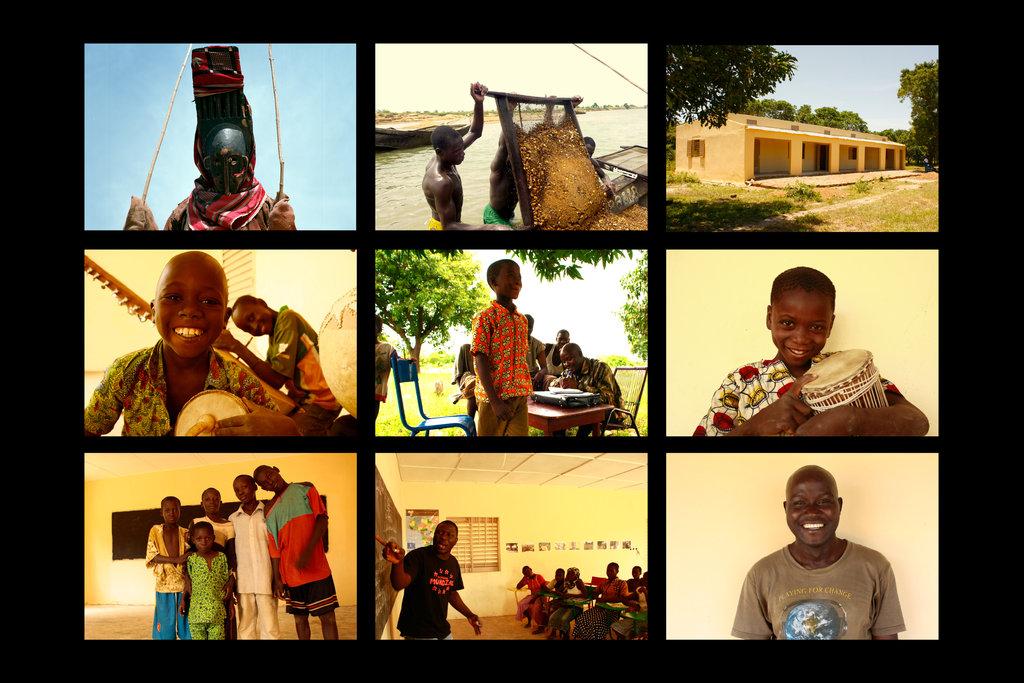 A year in music at Kirina, Mali