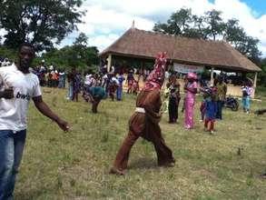 PFC Day in Kirina Mali