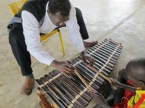 Xylophone instruction