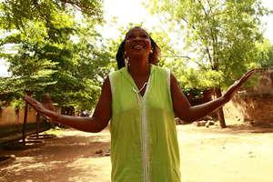 Oumou, Dance and Chant Teacher