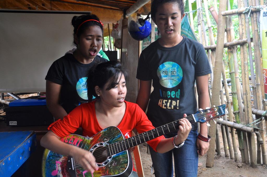 Buklod Tg Kabataan loves music!