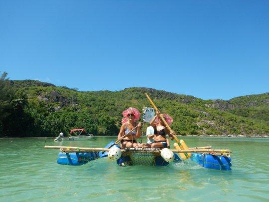 Annual Raft Race Fun!