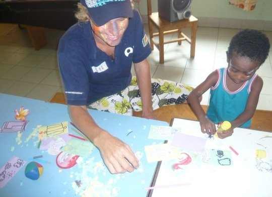 Education for neglected children in the Seychelles