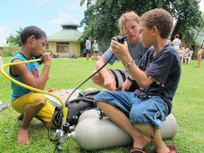 Advancing Young Lives Through Education Seychelles