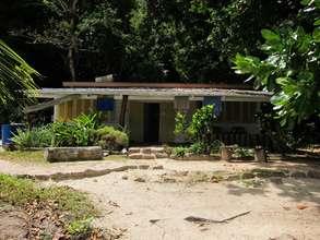 Create a Carbon Neutral Research Base, Seychelles