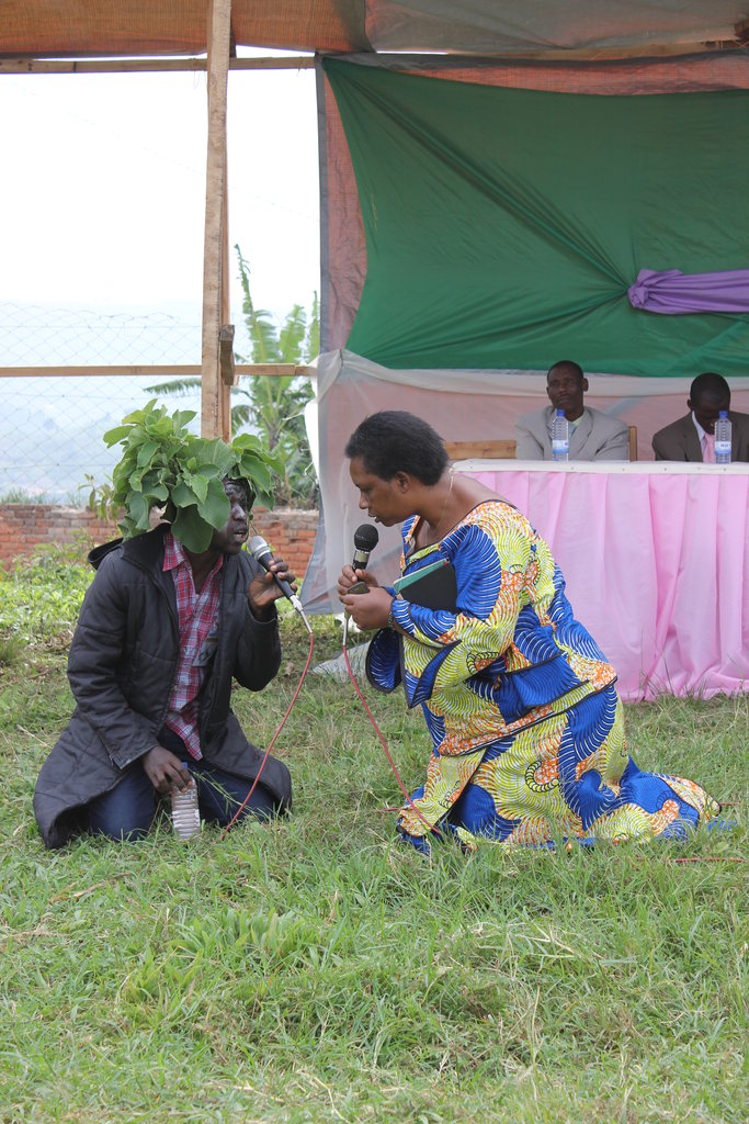 Build Healthy Relationships in100 Rwandan Couples